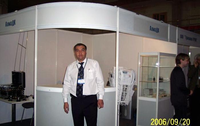 AstanaKitel 2006