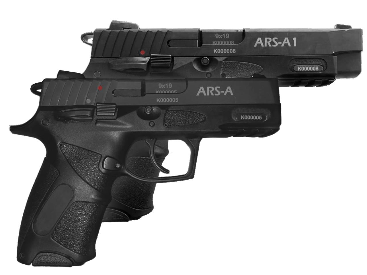 Пистолеты ARS-A